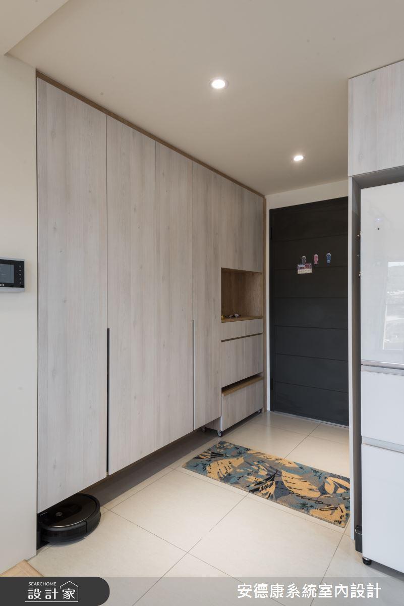 25坪新成屋(5年以下)_混搭風案例圖片_安德康系統室內設計_安德康_122之1