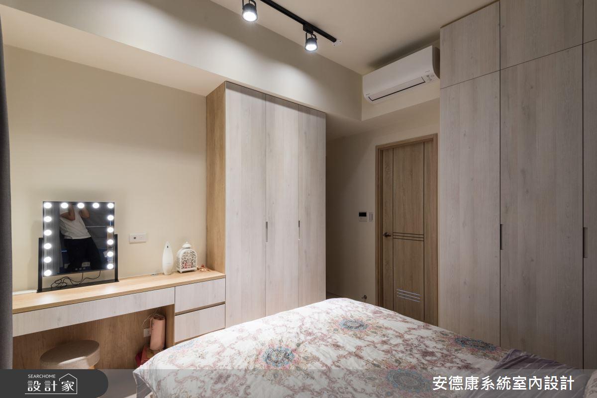 25坪新成屋(5年以下)_混搭風案例圖片_安德康系統室內設計_安德康_122之12