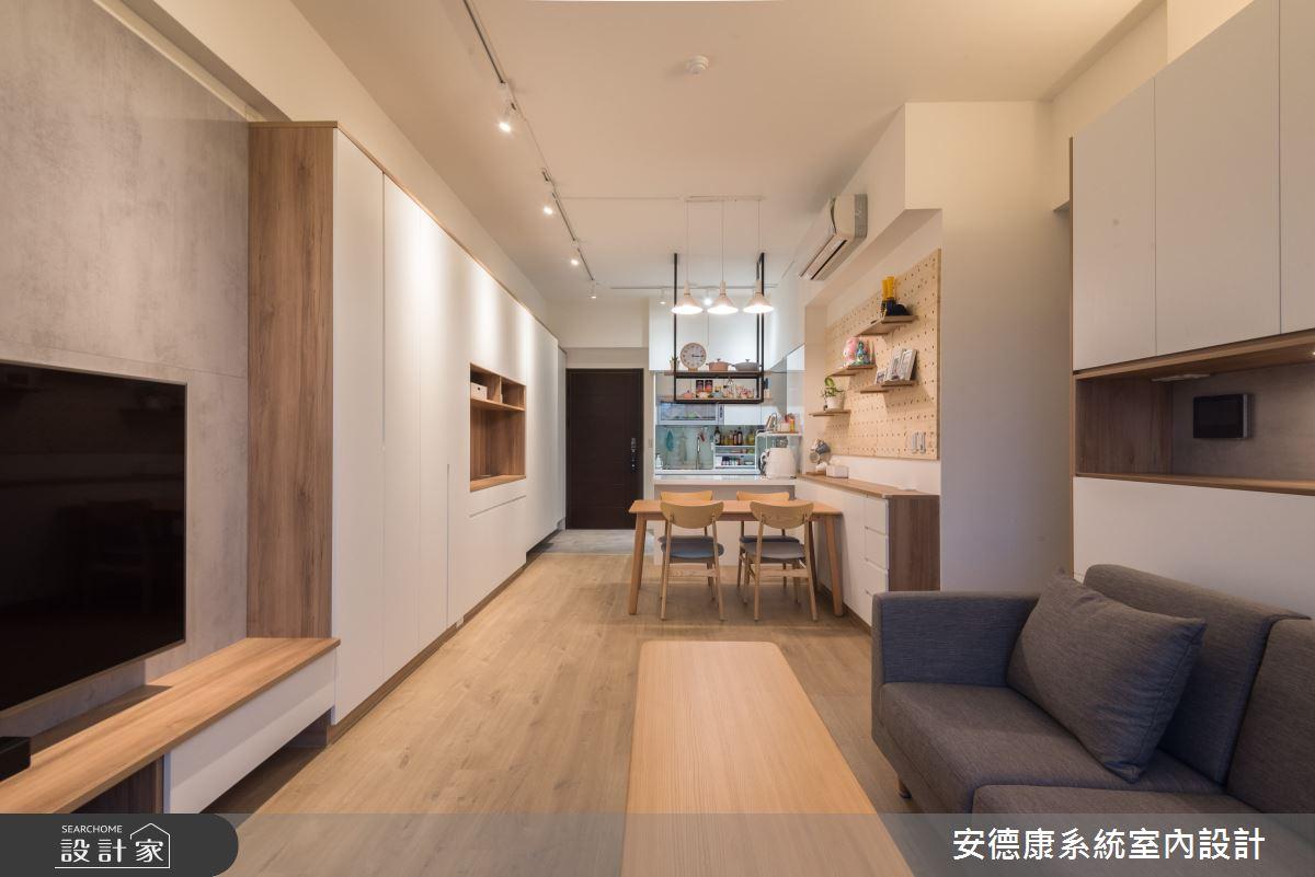 新成屋(5年以下)_北歐風案例圖片_安德康系統室內設計_安德康_123之7