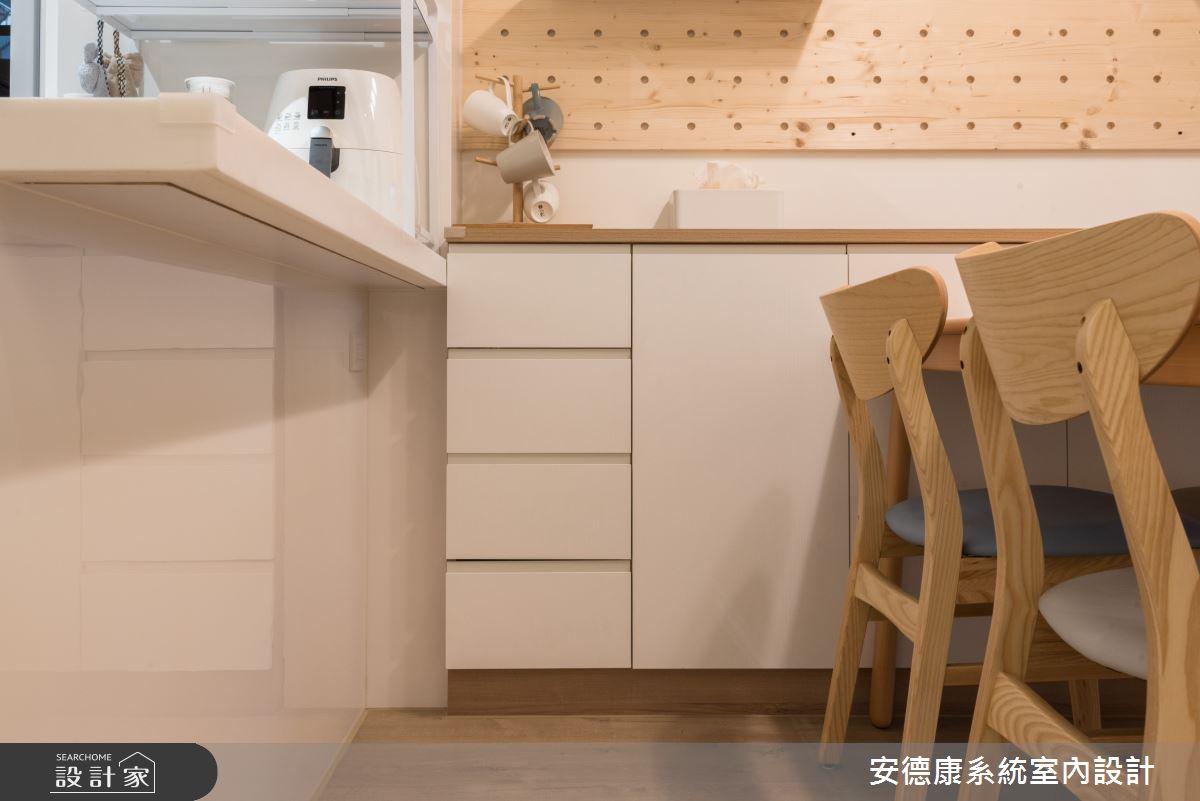 新成屋(5年以下)_北歐風案例圖片_安德康系統室內設計_安德康_123之9