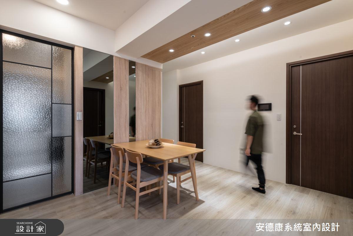 23坪新成屋(5年以下)_北歐風案例圖片_安德康系統室內設計_安德康_124之6