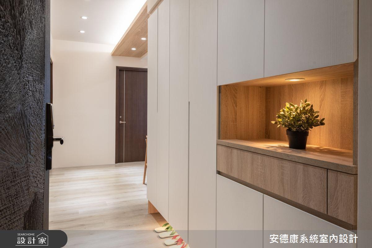 23坪新成屋(5年以下)_北歐風案例圖片_安德康系統室內設計_安德康_124之1