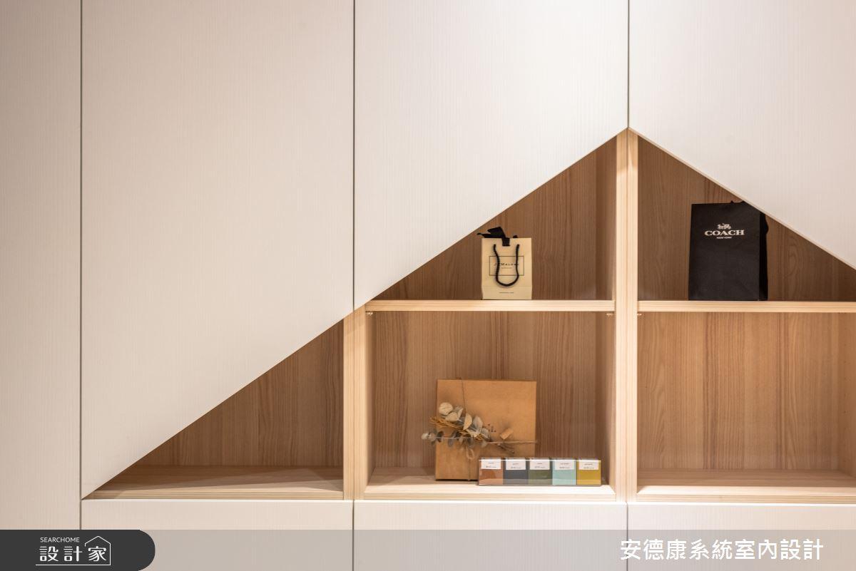 25坪新成屋(5年以下)_混搭風案例圖片_安德康系統室內設計_安德康_125之6