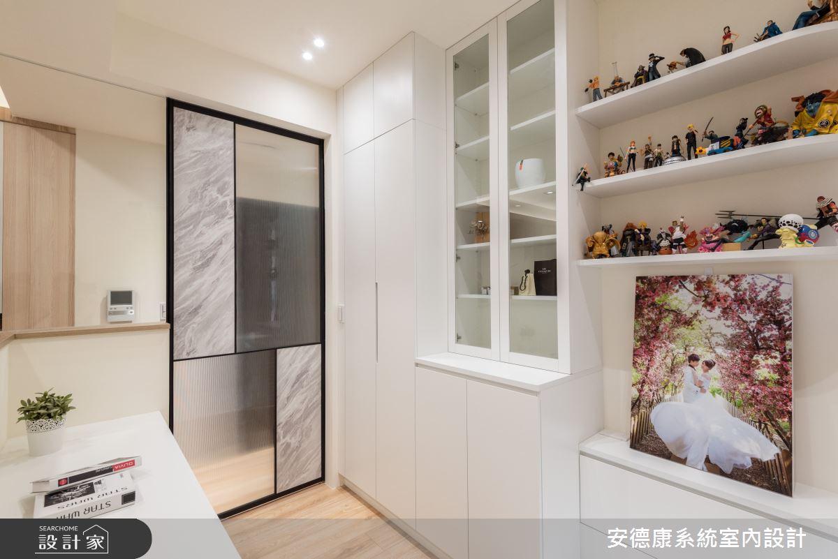 25坪新成屋(5年以下)_混搭風案例圖片_安德康系統室內設計_安德康_125之10