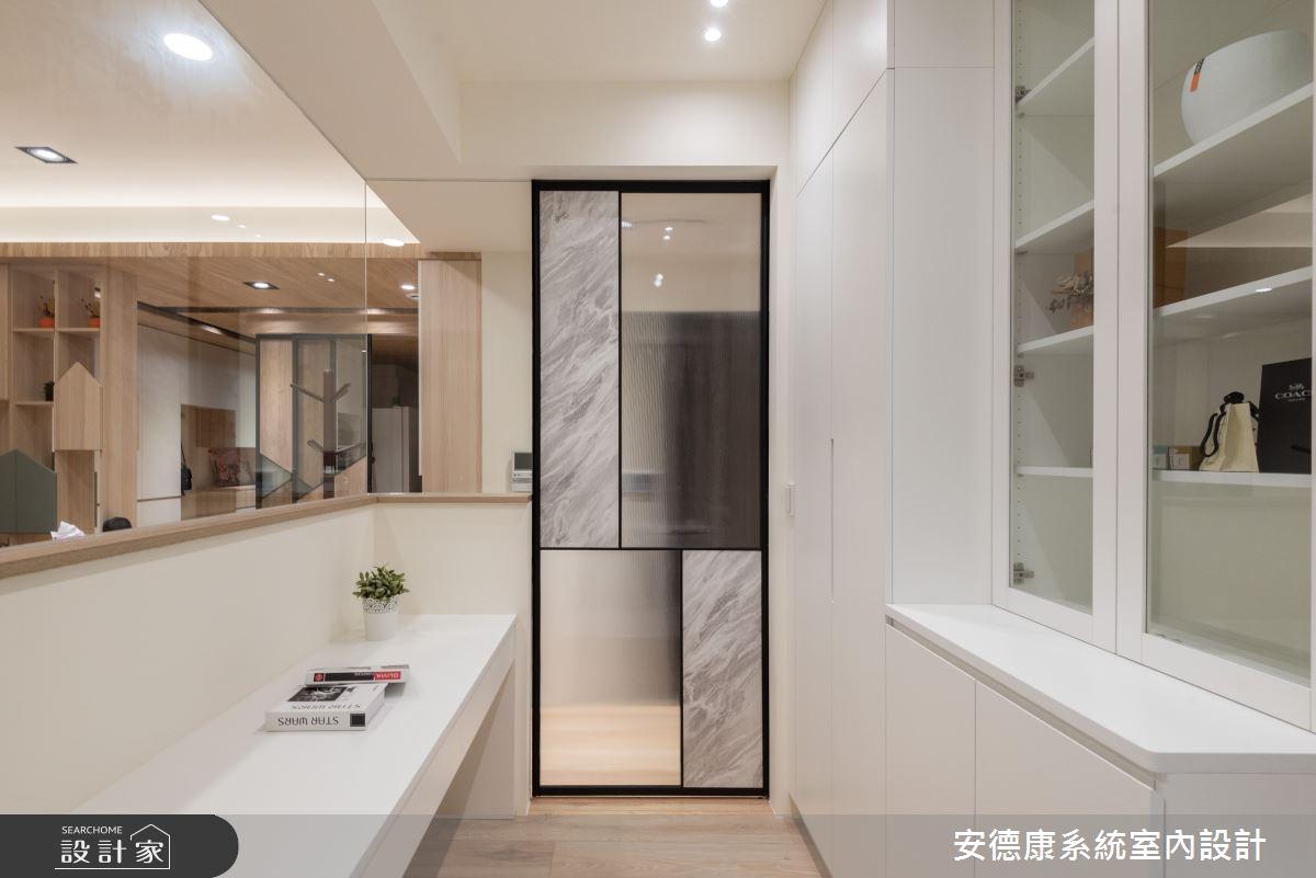25坪新成屋(5年以下)_混搭風案例圖片_安德康系統室內設計_安德康_125之9