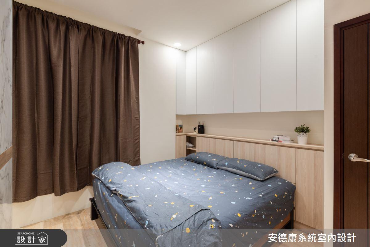 25坪新成屋(5年以下)_混搭風案例圖片_安德康系統室內設計_安德康_125之13