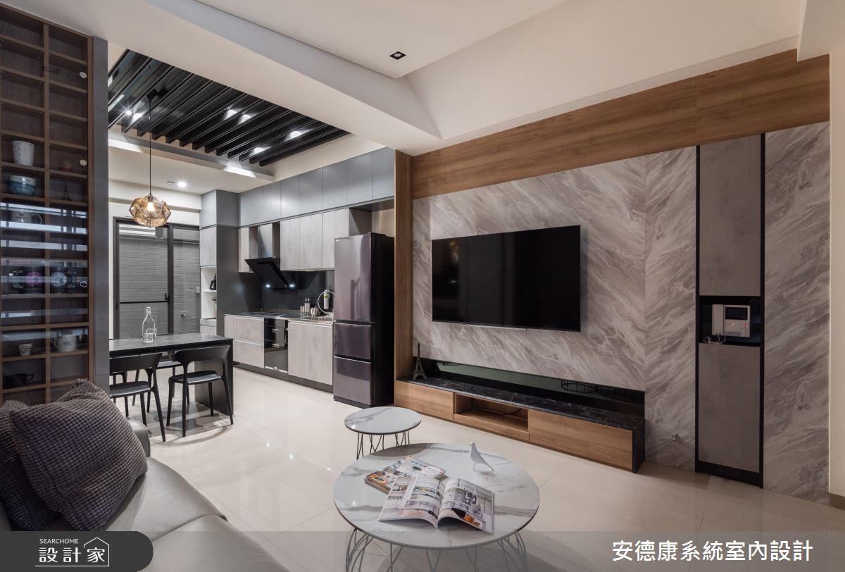 54坪新成屋(5年以下)_現代風案例圖片_安德康系統室內設計_安德康_128之1