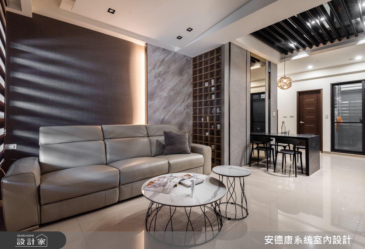54坪新成屋(5年以下)_現代風案例圖片_安德康系統室內設計_安德康_128之3
