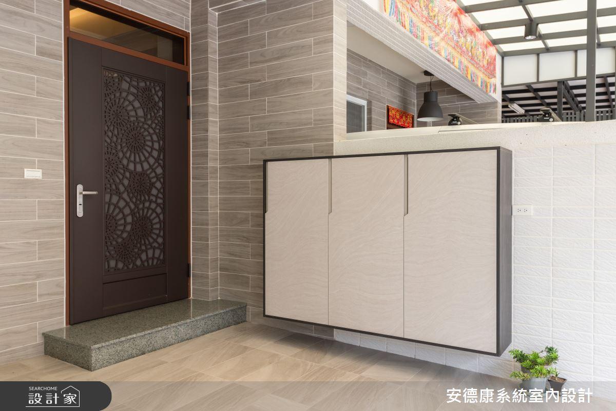 56坪新成屋(5年以下)_混搭風案例圖片_安德康系統室內設計_安德康_129之1