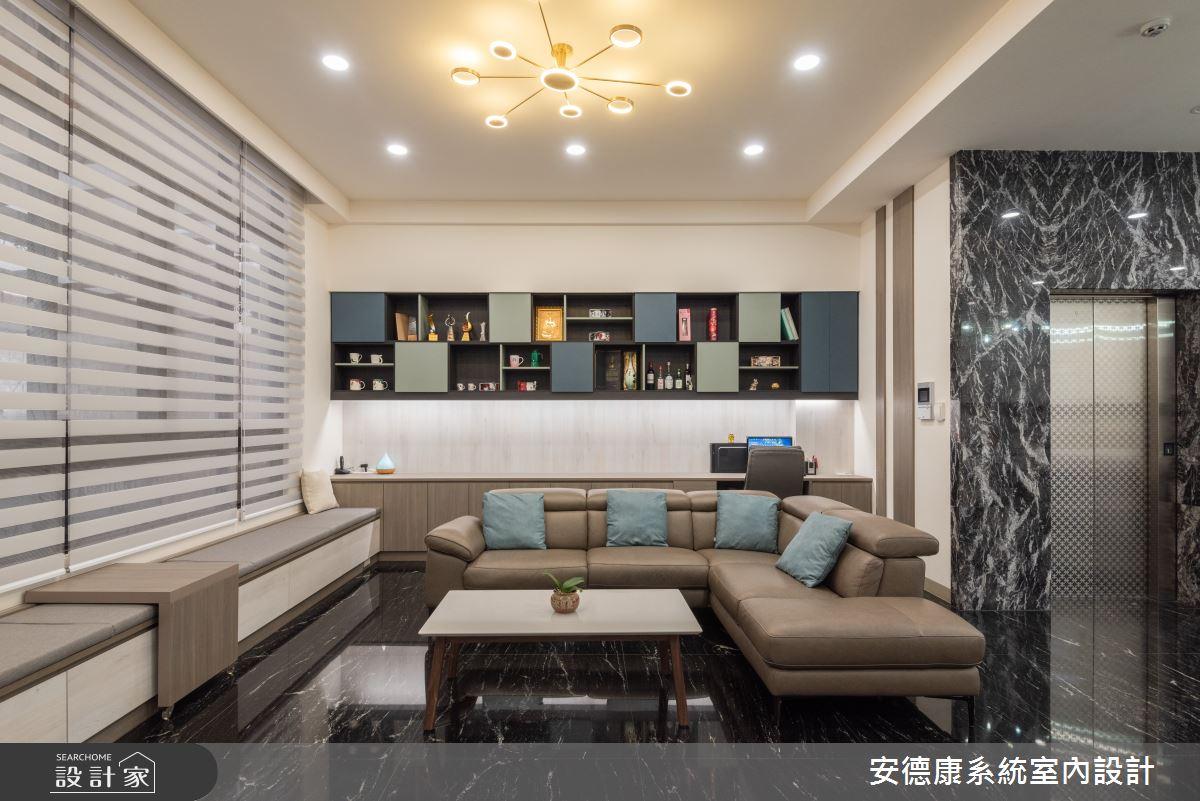 53坪新成屋(5年以下)_混搭風案例圖片_安德康系統室內設計_安德康_131之3