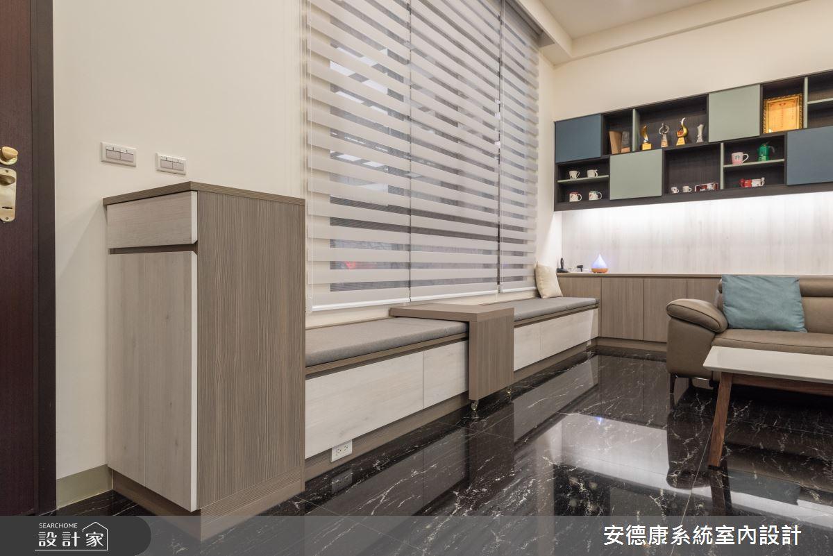 53坪新成屋(5年以下)_混搭風案例圖片_安德康系統室內設計_安德康_131之4