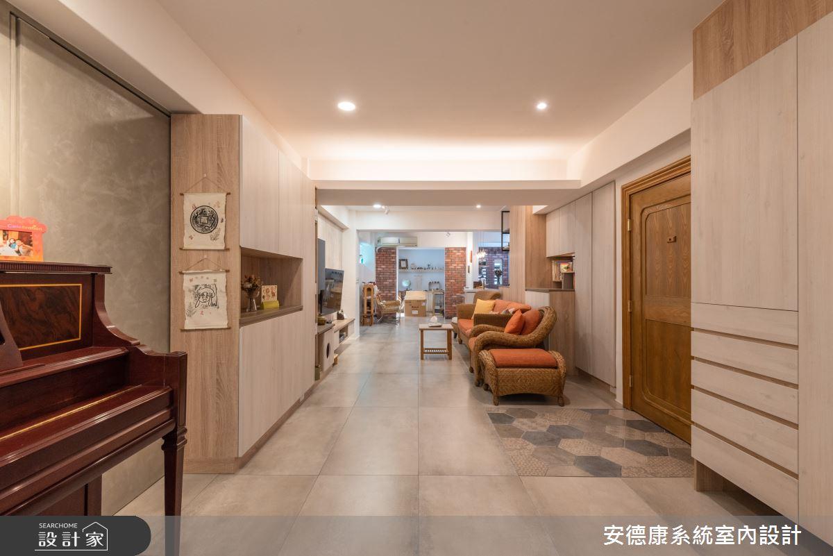 48坪老屋(16~30年)_混搭風案例圖片_安德康系統室內設計_安德康_132之3