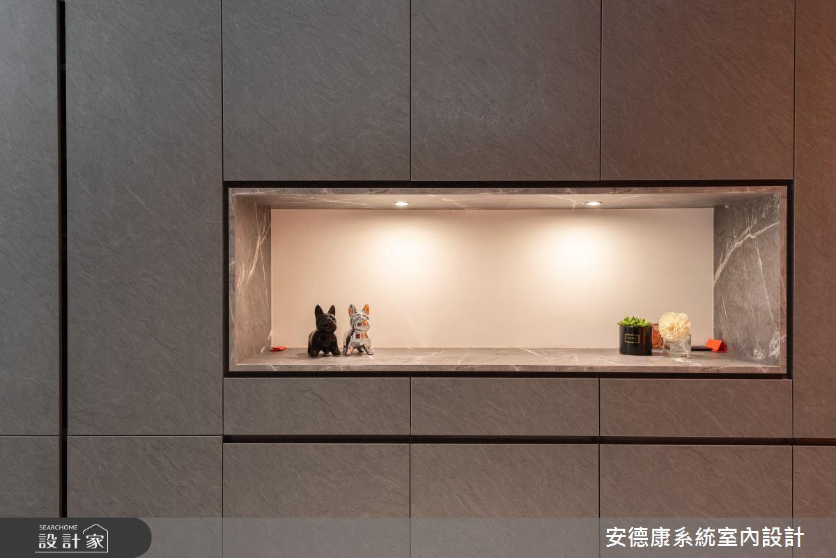 58坪新成屋(5年以下)_混搭風案例圖片_安德康系統室內設計_安德康_134之3