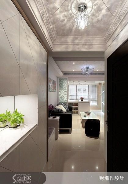 18坪新成屋(5年以下)_現代風案例圖片_對場作設計_對場作_06之1