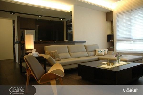 45坪新成屋(5年以下)_人文禪風客廳案例圖片_方品室內裝修設計工程有限公司_方品_11之3