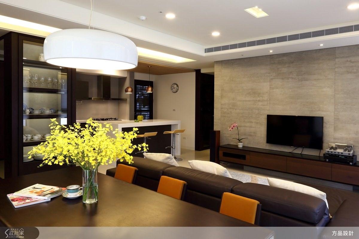 30坪新成屋(5年以下)_現代風餐廳案例圖片_方品室內裝修設計工程有限公司_方品_14之3