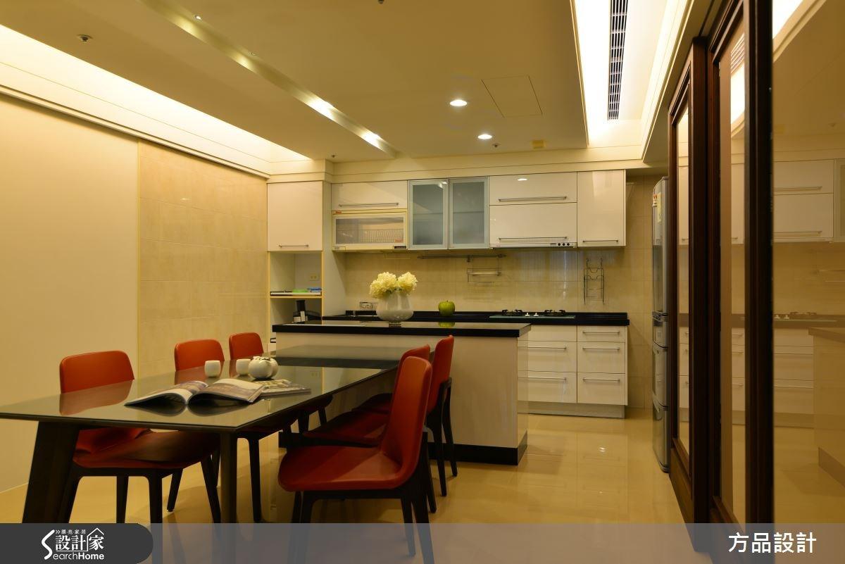 40坪中古屋(5~15年)_現代風餐廳案例圖片_方品室內裝修設計工程有限公司_方品_18之3
