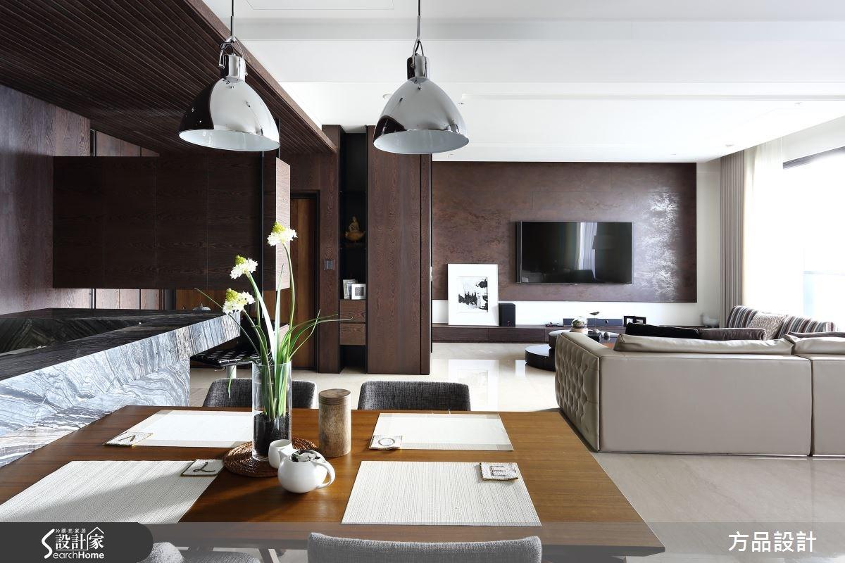 48坪新成屋(5年以下)_現代風餐廳案例圖片_方品室內裝修設計工程有限公司_方品_20之4