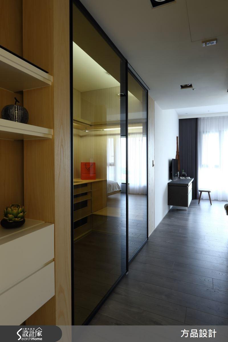 40坪新成屋(5年以下)_休閒風走廊案例圖片_方品室內裝修設計工程有限公司_方品_22之1