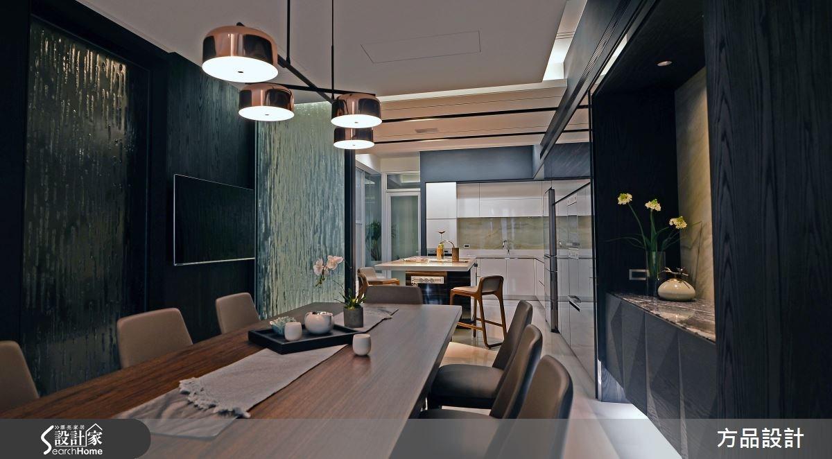 100坪新成屋(5年以下)_現代風案例圖片_方品室內裝修設計工程有限公司_方品_24之5