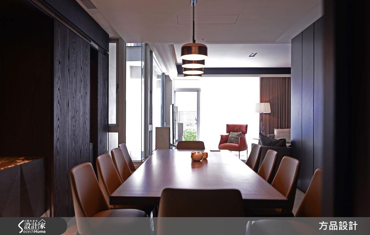 100坪新成屋(5年以下)_現代風案例圖片_方品室內裝修設計工程有限公司_方品_24之6