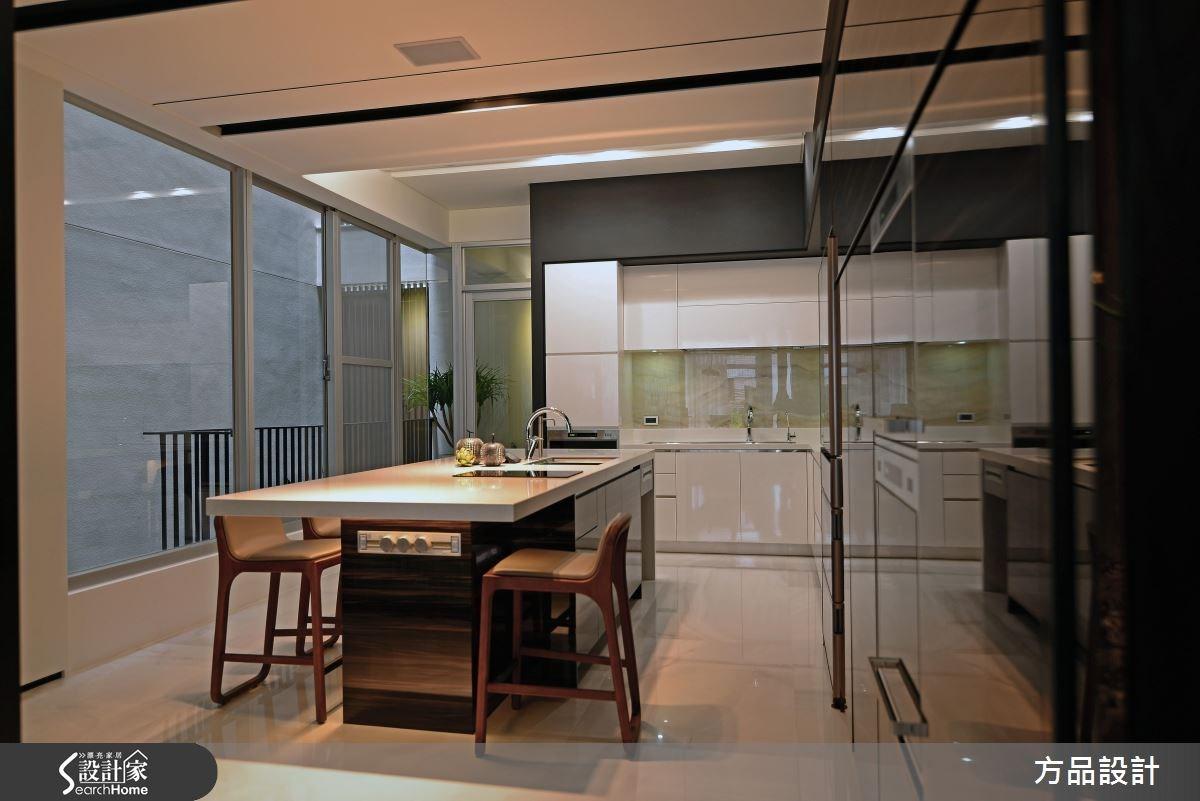 100坪新成屋(5年以下)_現代風案例圖片_方品室內裝修設計工程有限公司_方品_24之9