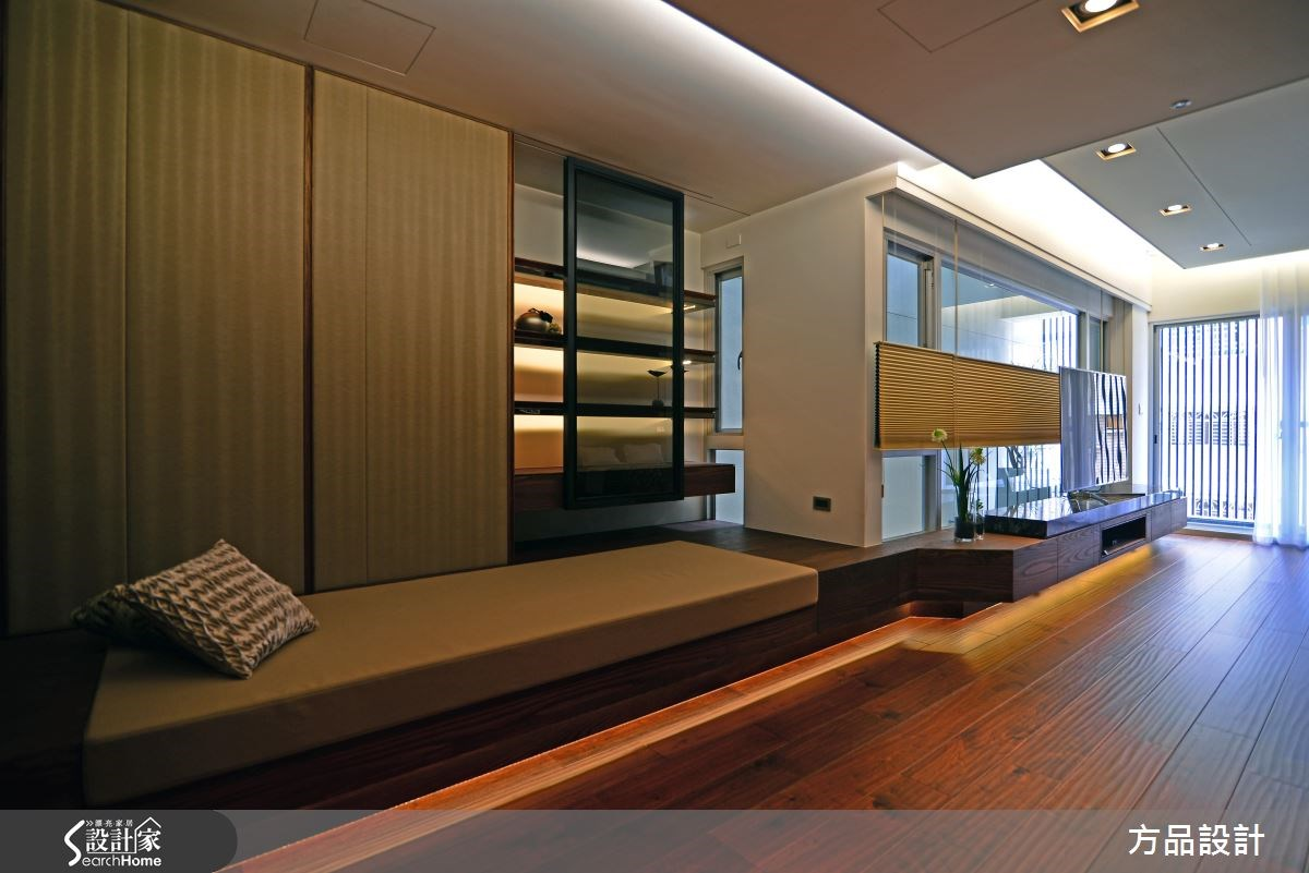 100坪新成屋(5年以下)_現代風案例圖片_方品室內裝修設計工程有限公司_方品_24之10