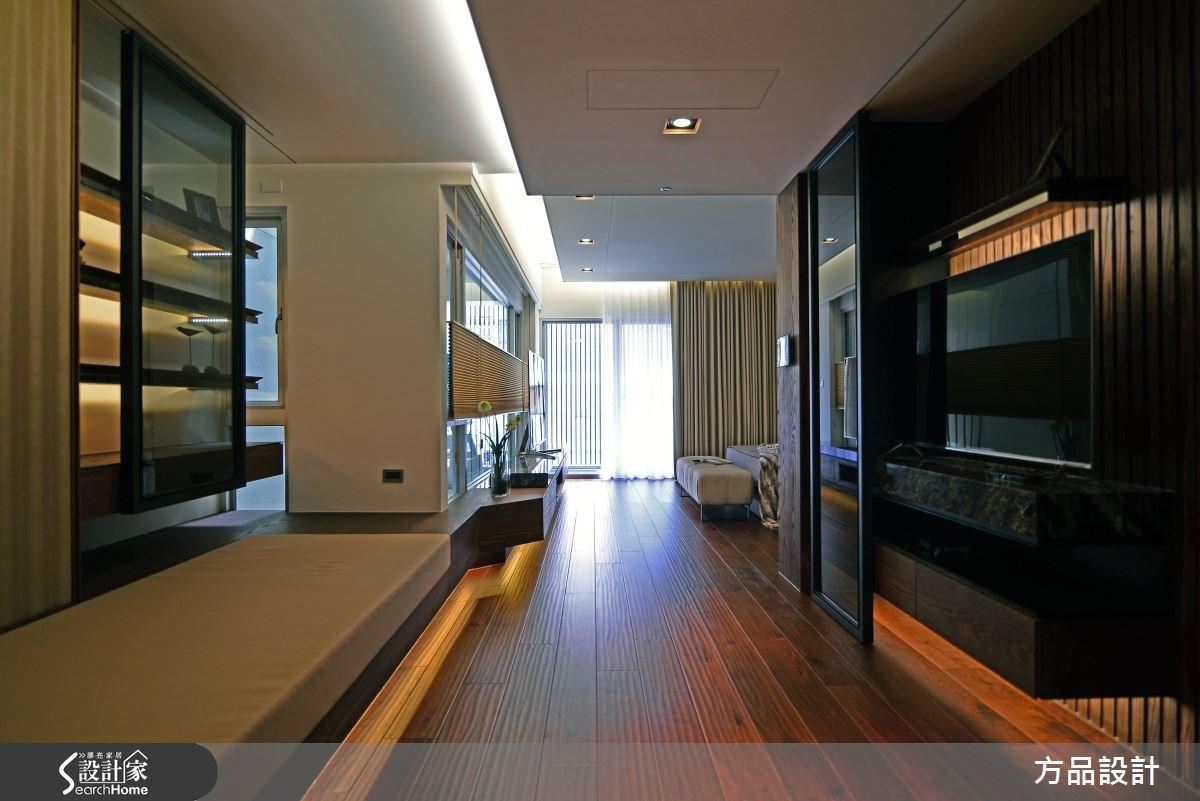 100坪新成屋(5年以下)_現代風案例圖片_方品室內裝修設計工程有限公司_方品_24之11