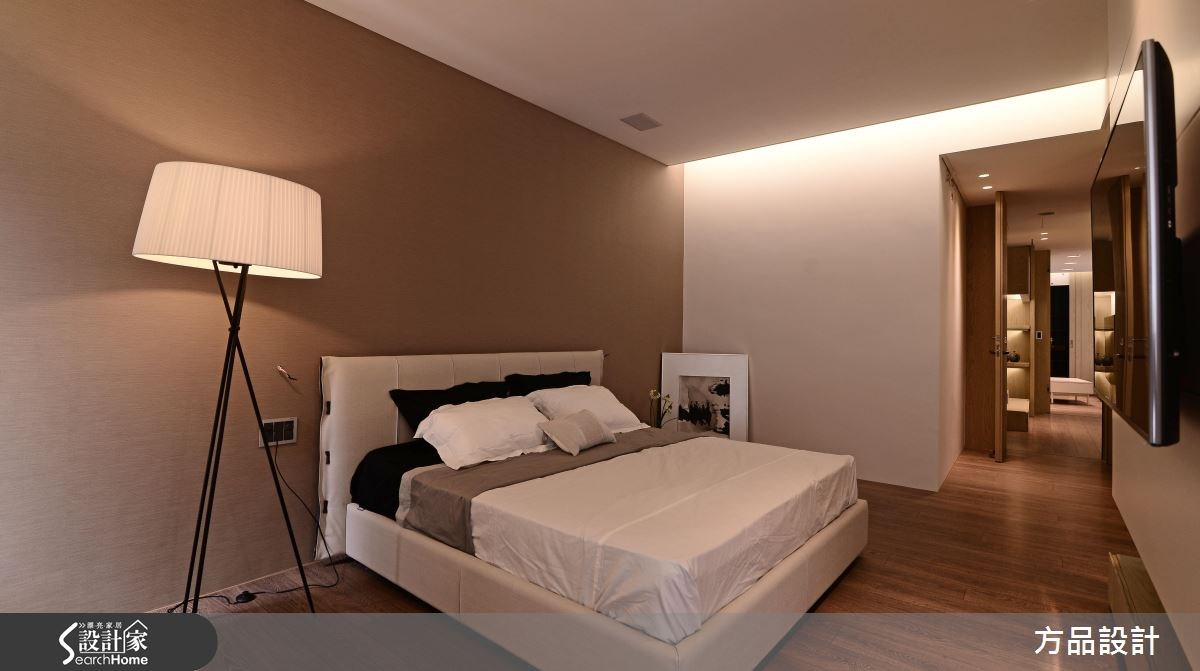 100坪新成屋(5年以下)_現代風案例圖片_方品室內裝修設計工程有限公司_方品_24之15