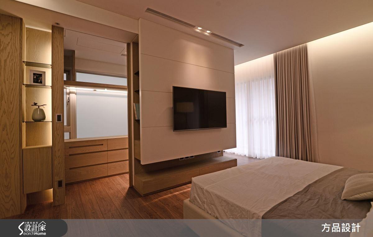 100坪新成屋(5年以下)_現代風案例圖片_方品室內裝修設計工程有限公司_方品_24之16