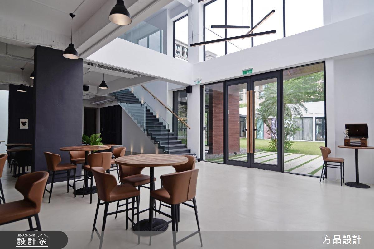 200坪中古屋(5~15年)_現代風商業空間案例圖片_方品室內裝修設計工程有限公司_方品_27之1
