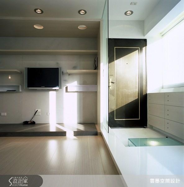 30坪中古屋(5~15年)_簡約風案例圖片_雲墨空間設計_雲墨_02之1