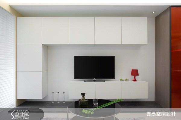 25坪新成屋(5年以下)_現代風案例圖片_雲墨空間設計_雲墨_06之4