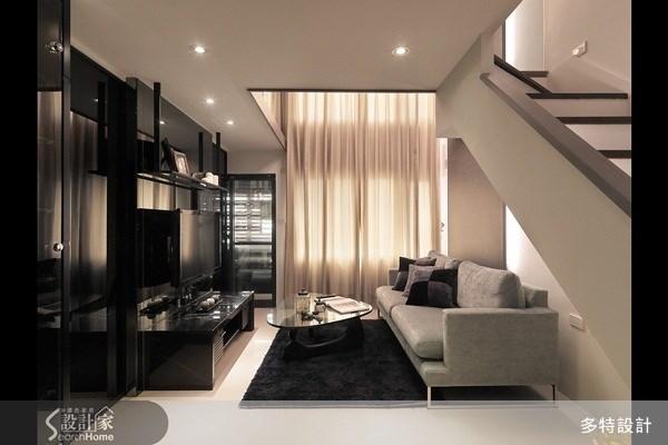 10坪新成屋(5年以下)_現代風案例圖片_多特空間設計_多特_04之2