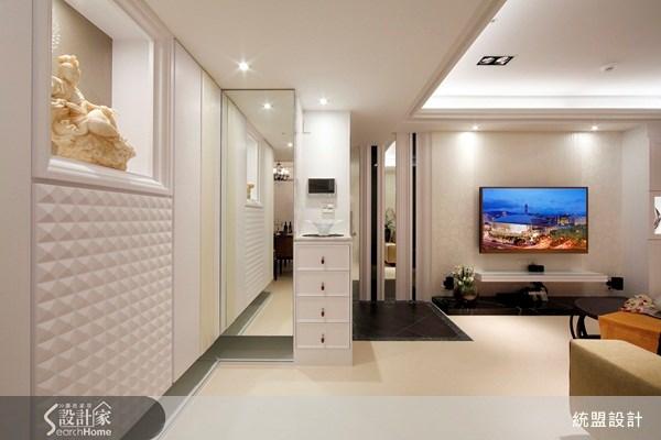 32坪新成屋(5年以下)_新古典案例圖片_統盟室內裝修_統盟_02之2
