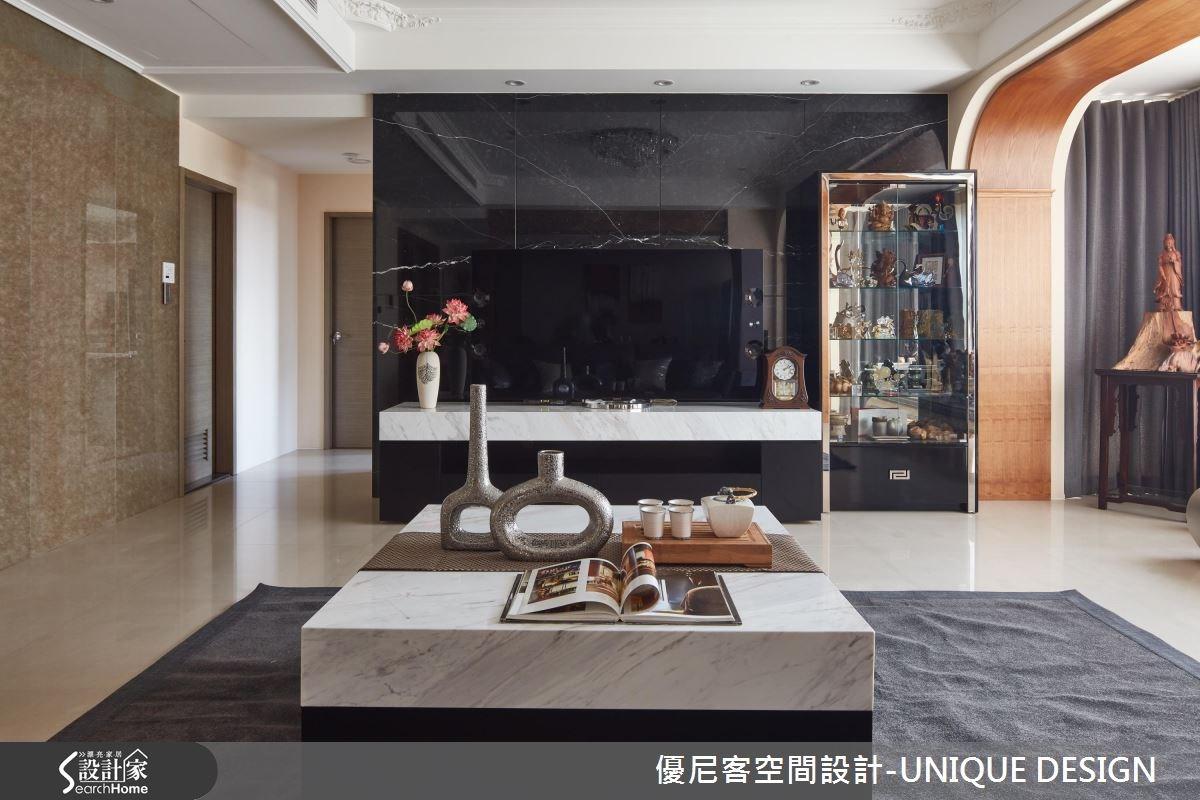 中古屋(5~15年)_休閒風客廳案例圖片_優尼客空間設計-UNIQUE DESIGN_優尼客_10之1