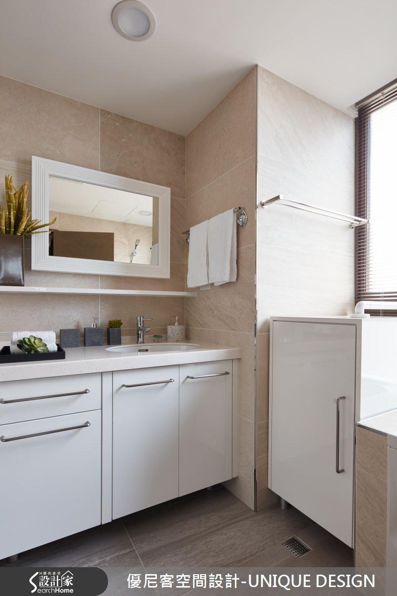 中古屋(5~15年)_休閒風浴室案例圖片_優尼客空間設計-UNIQUE DESIGN_優尼客_10之14
