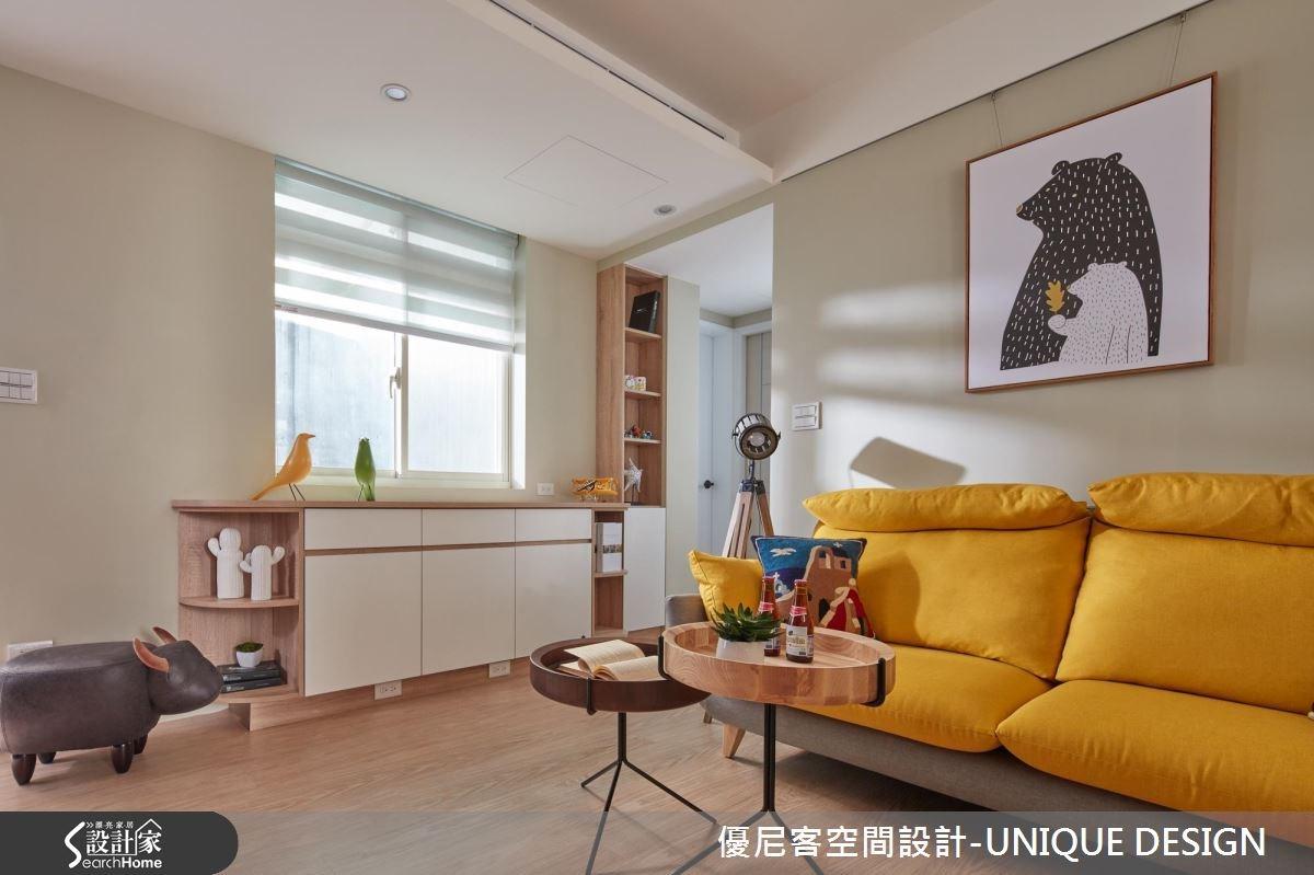 20坪老屋(16~30年)_北歐風案例圖片_優尼客空間設計-UNIQUE DESIGN_優尼客_13之1