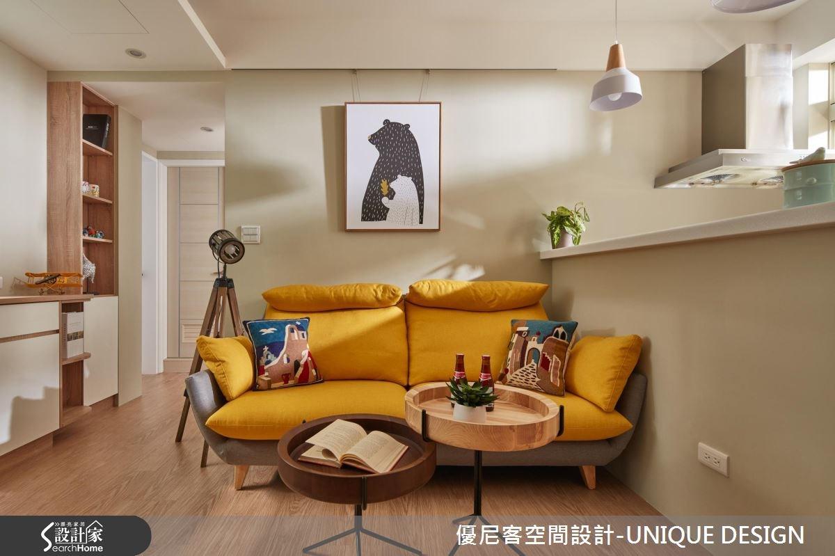 20坪老屋(16~30年)_北歐風案例圖片_優尼客空間設計-UNIQUE DESIGN_優尼客_13之2