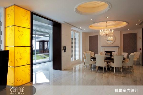 200坪新成屋(5年以下)_奢華風案例圖片_威爾室內設計_威爾_09之4