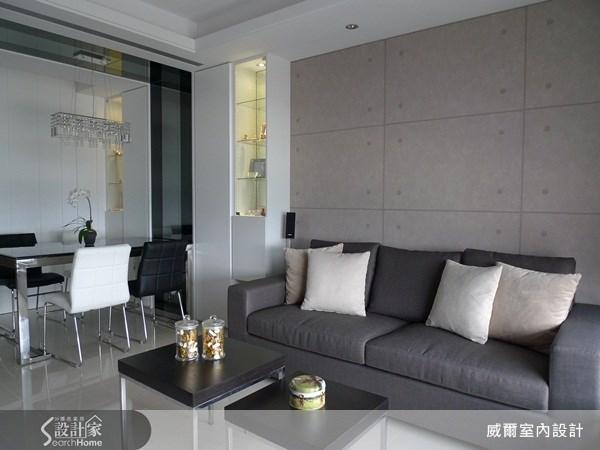 30坪新成屋(5年以下)_現代風案例圖片_威爾室內設計_威爾_08之1