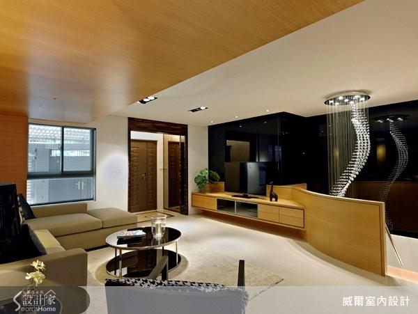 60坪中古屋(5~15年)_現代風案例圖片_威爾室內設計_威爾_12之4