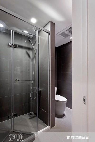 29坪老屋(16~30年)_新中式風浴室案例圖片_甘納空間設計_甘納_06之13