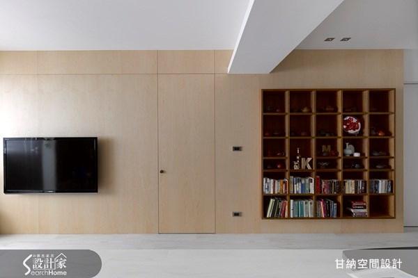 29坪老屋(16~30年)_新中式風客廳案例圖片_甘納空間設計_甘納_06之2