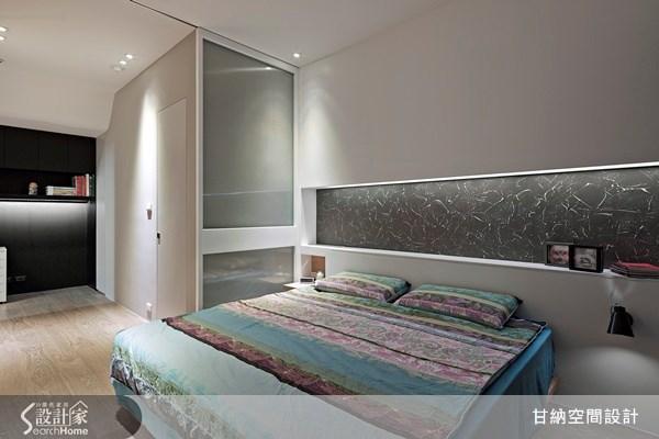 12坪新成屋(5年以下)_休閒風臥室案例圖片_甘納空間設計_甘納_09之12