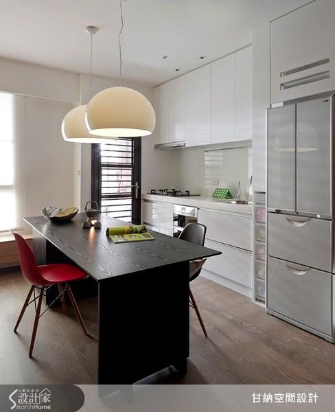 12坪新成屋(5年以下)_休閒風餐廳案例圖片_甘納空間設計_甘納_09之4