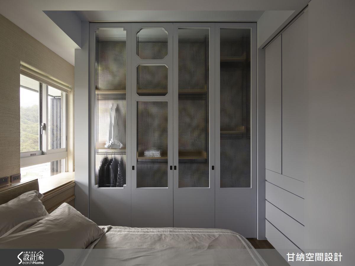 22坪新成屋(5年以下)_混搭風臥室案例圖片_甘納空間設計_甘納_22之5