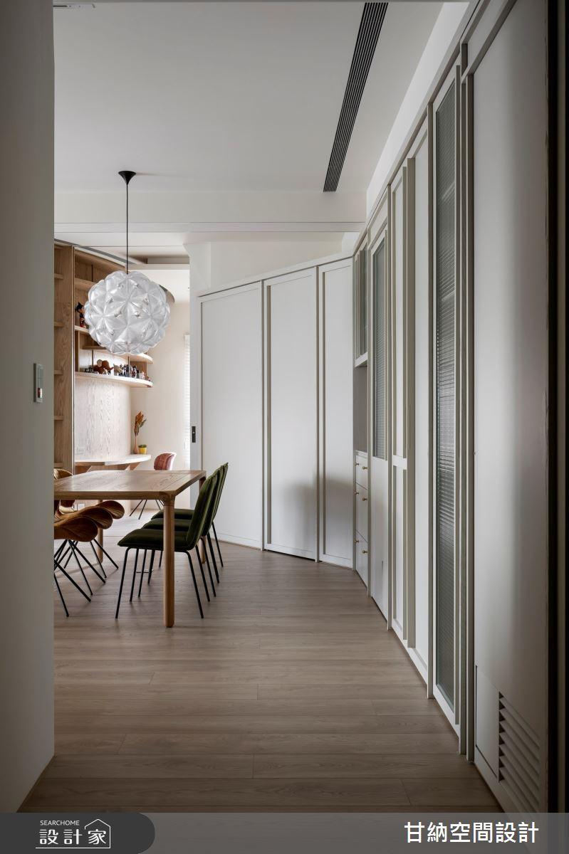 25坪新成屋(5年以下)_北歐風案例圖片_甘納空間設計_甘納_52之1