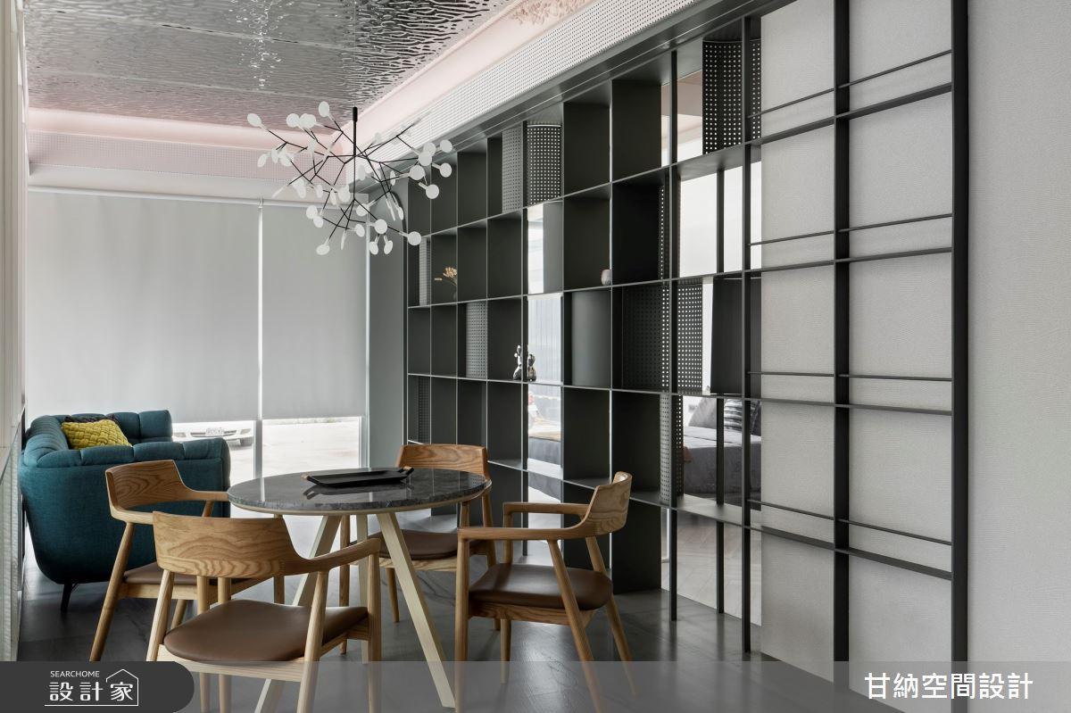 34坪預售屋_現代風案例圖片_甘納空間設計_甘納_53之2