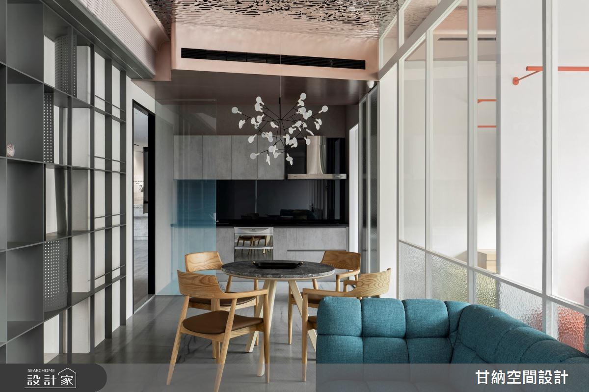 34坪預售屋_現代風案例圖片_甘納空間設計_甘納_53之3